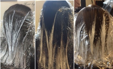 balayage techniques
