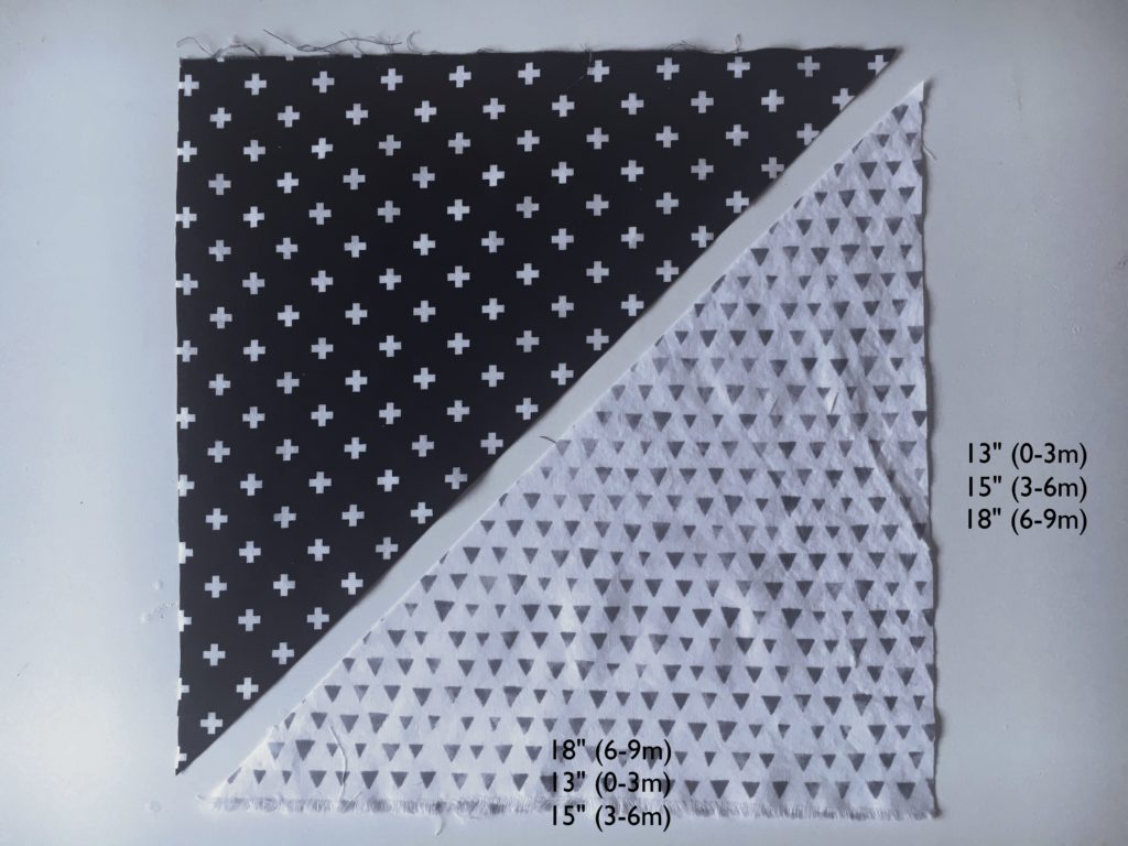 handkerchief pattern fabric