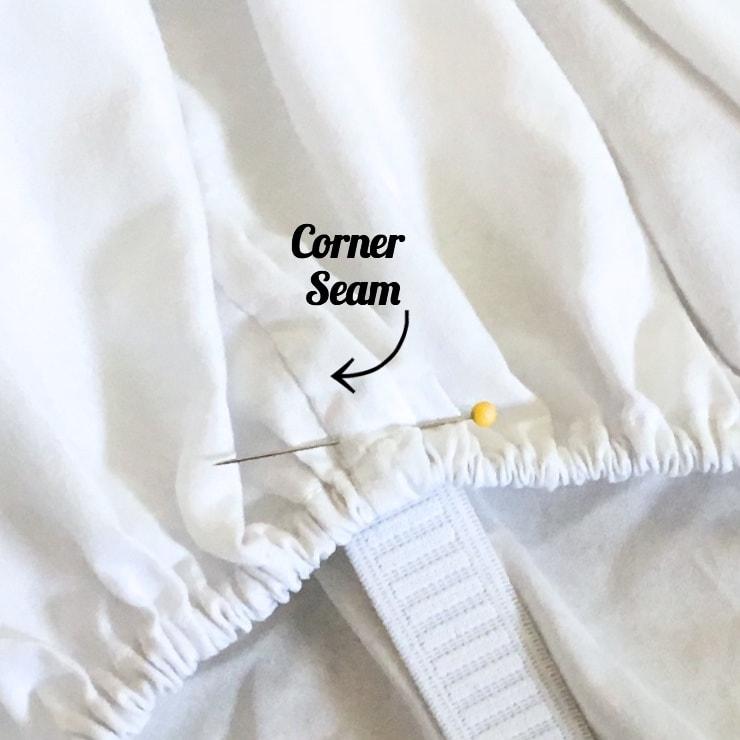 corner-seam