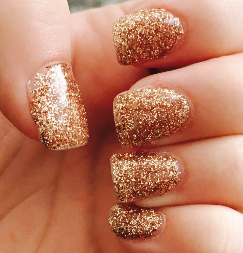 nail close up