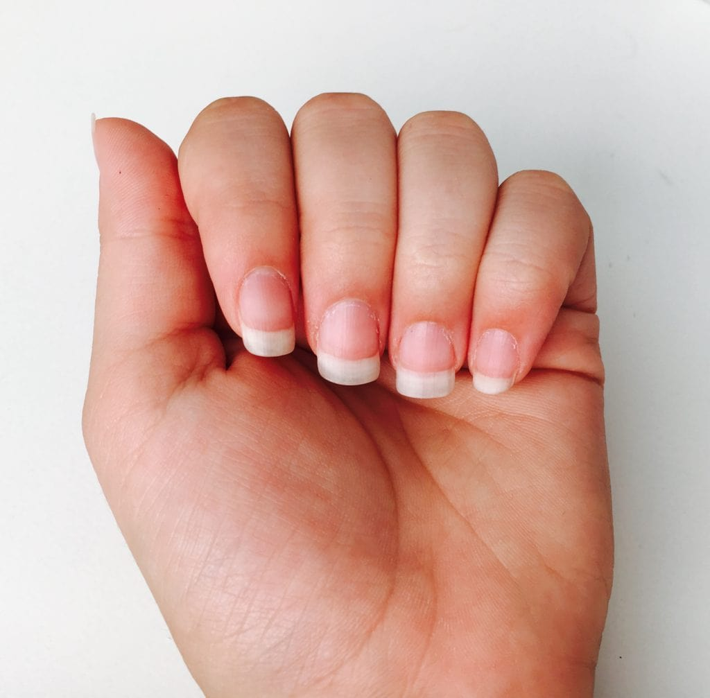 shape nails