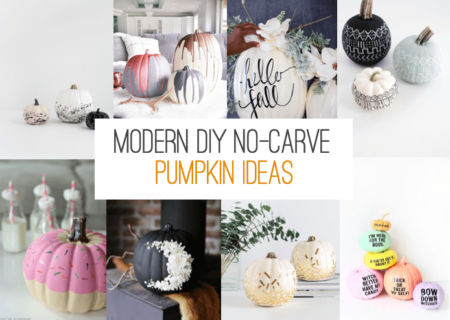modern-diy-no-carve-pumpkin-ideas-life-on-waller