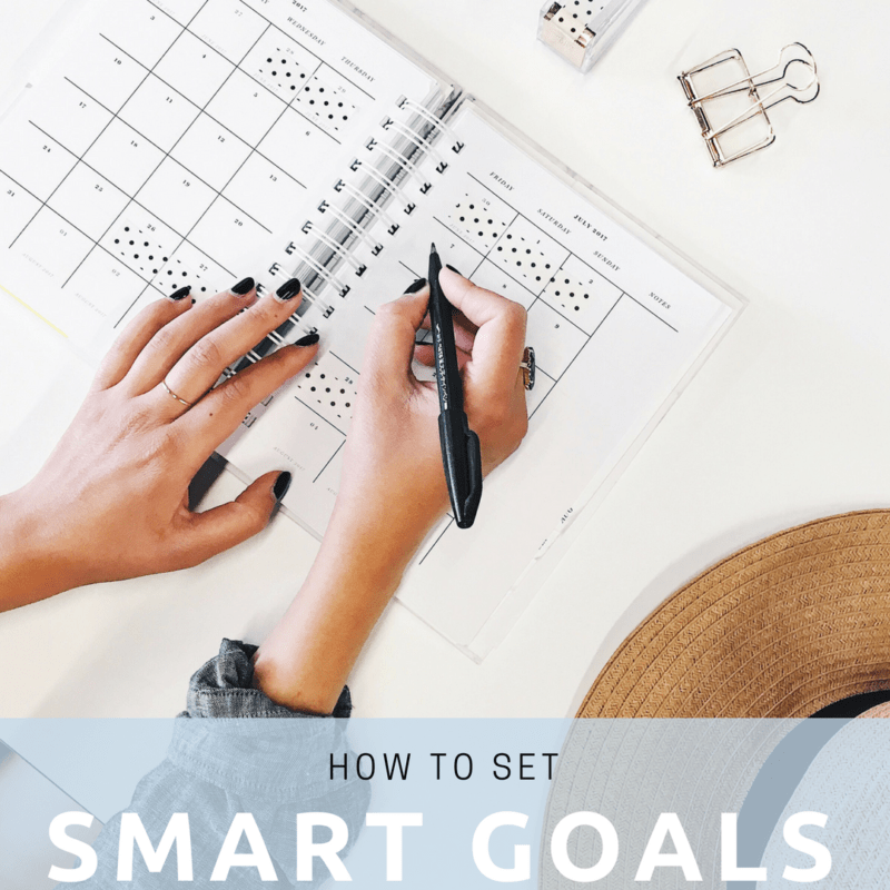 How To Set Goals You'll Actually Achieve + Free Goal Setting Worksheet