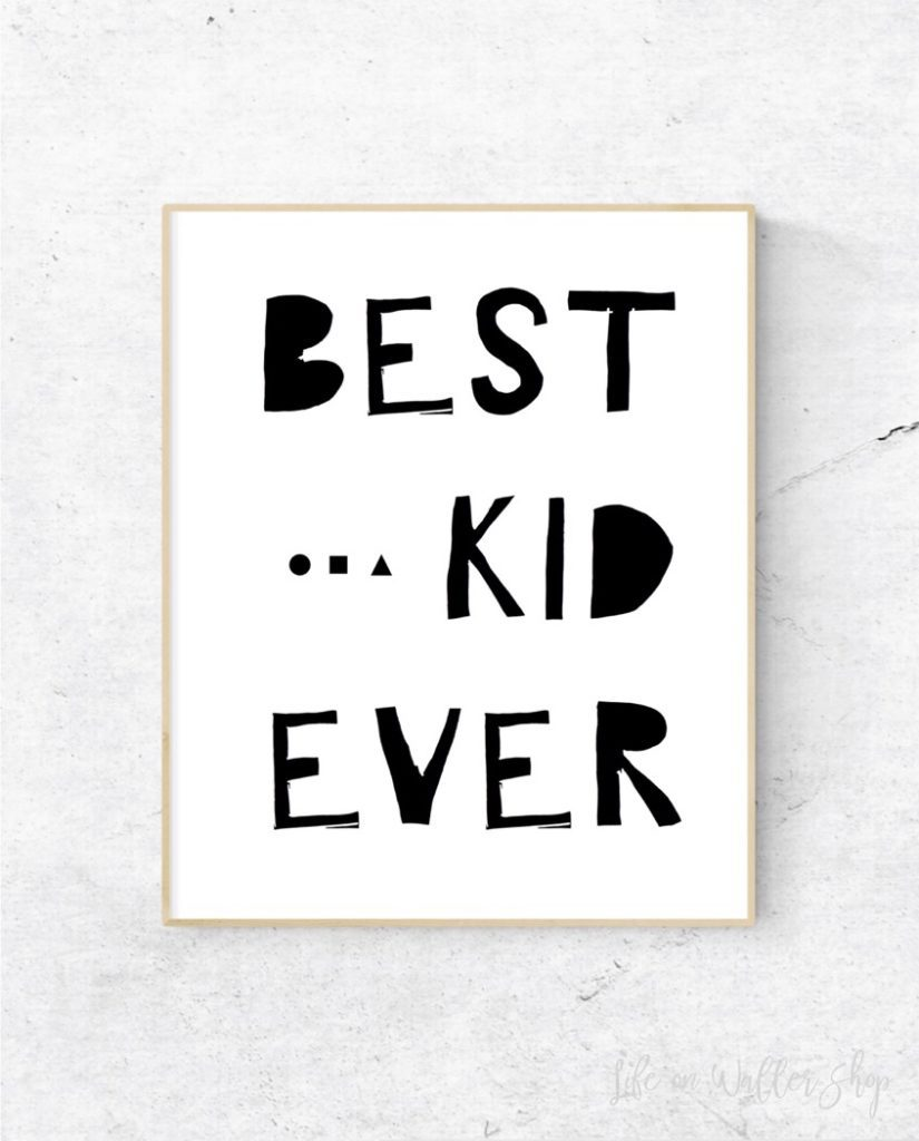 Best Kid Ever