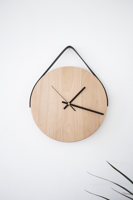 10 Beautiful Diy Wall Clocks Life On Waller