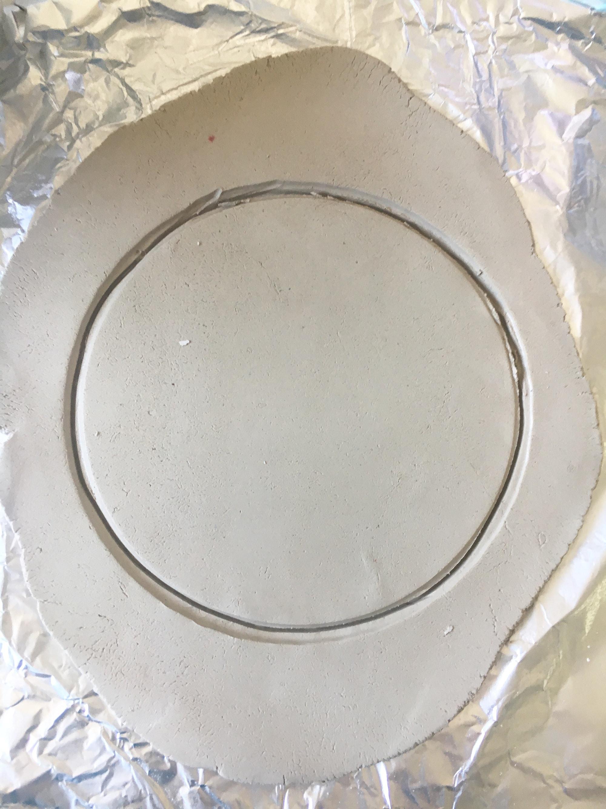 dish shape