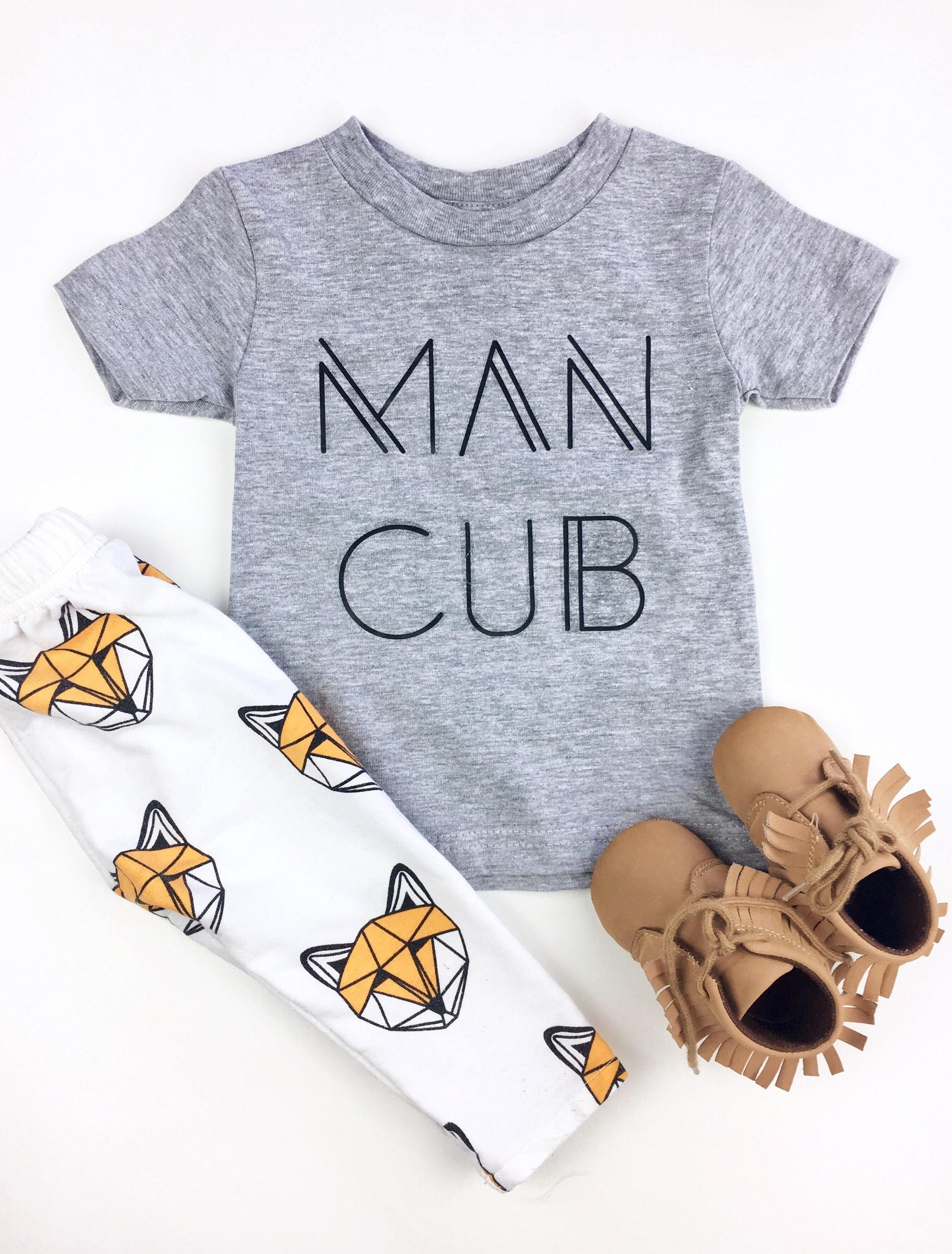 DIY Man Cub Graphic Tee