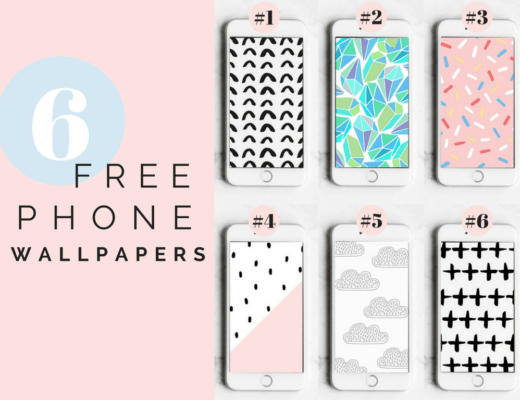 6 Free Phone Wallpapers