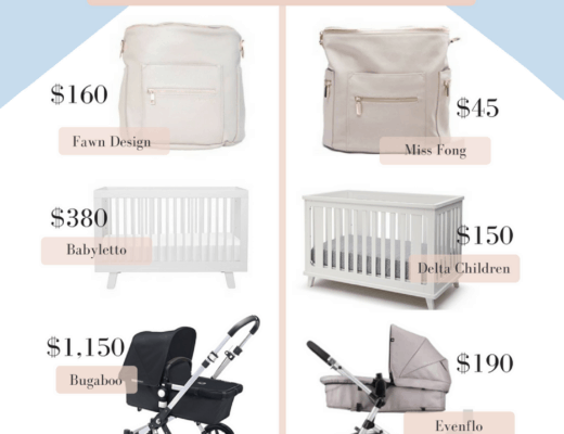 Splurge or Save 11 of the most popular baby products for less