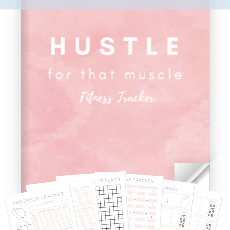 Free Printable Fitness Tracker