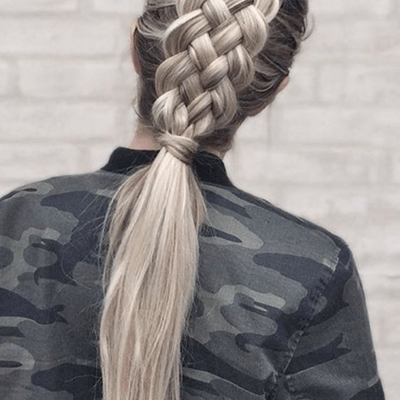 13 Hairstyles Perfect For The Gym