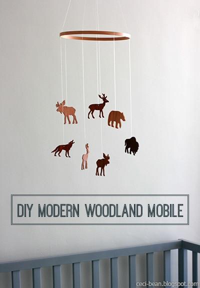 diy baby mobile