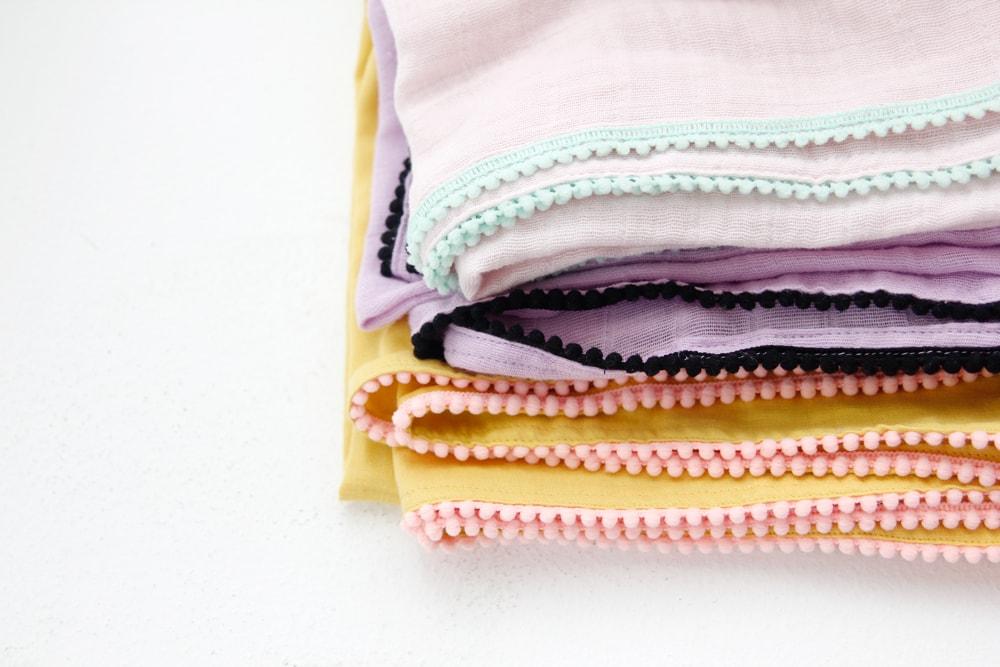 diy swaddle blankets