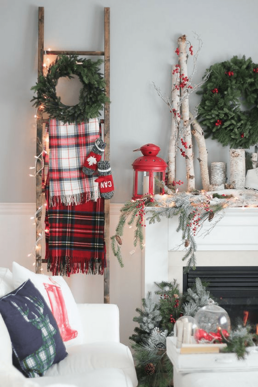 11 cheap and easy ways to decorate for christmas