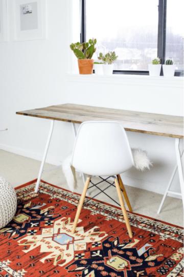 simple diy wood table