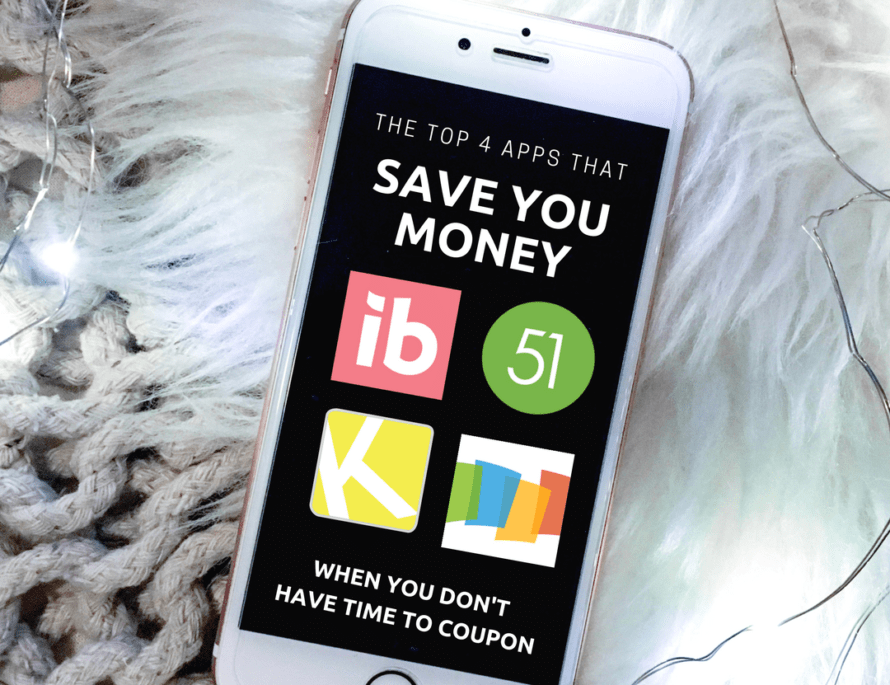 4 top apps to save money