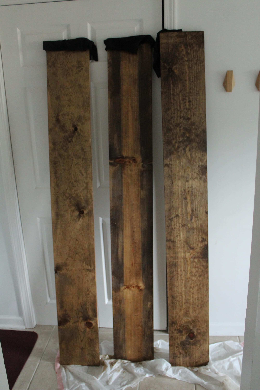diy wood desk top