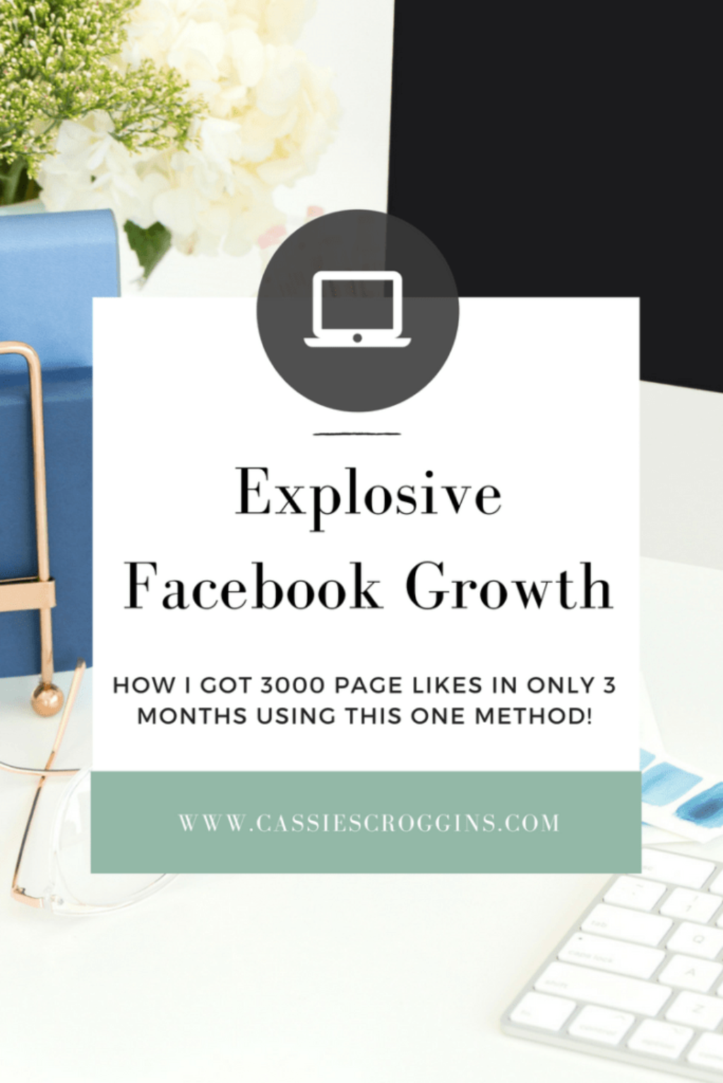 explosive facebook growth