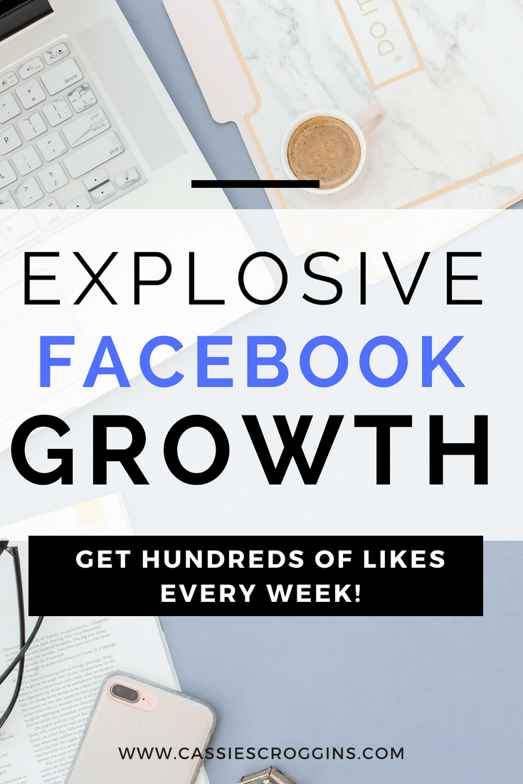 explosive facebook growth secret