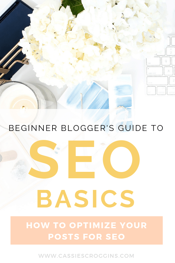 Beginner Blogger's Guide to Searching SEO Keywords