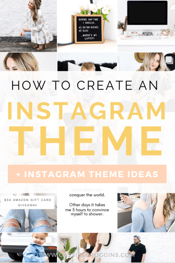 instagram theme ideas