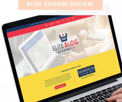 elite blog academy review