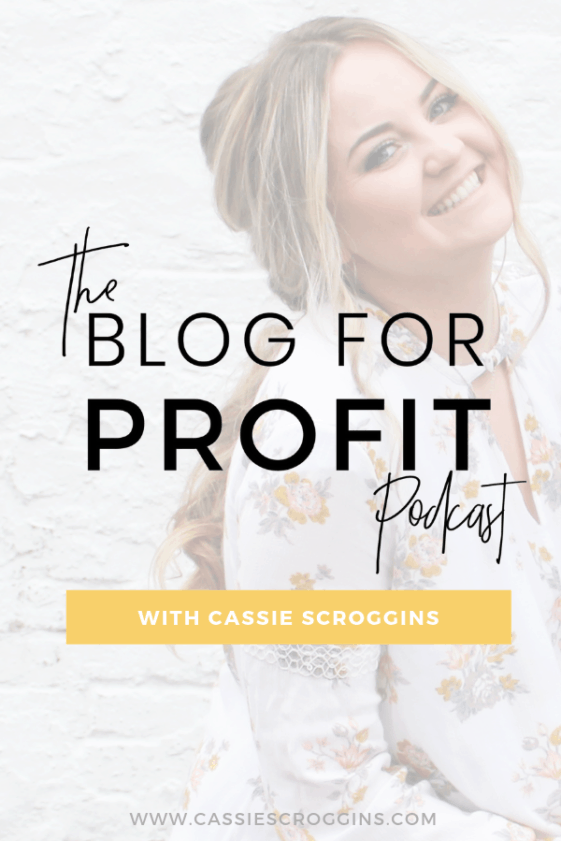 the blog for profit podcast