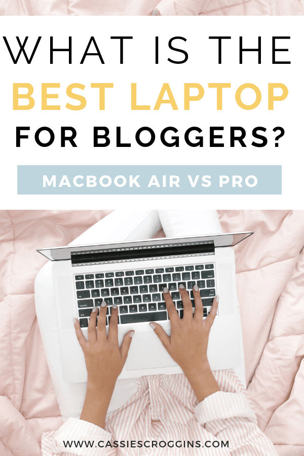 Best Laptop for Blogging and Bloggers – MacBook Air vs. Pro
