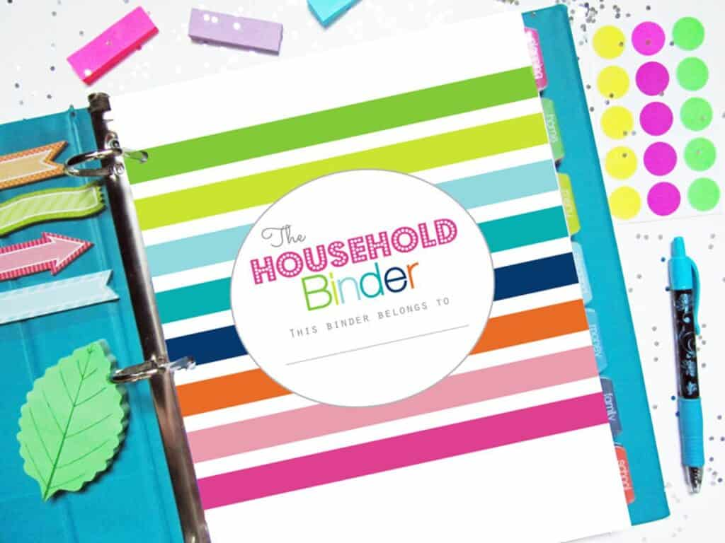 best home management planners for moms