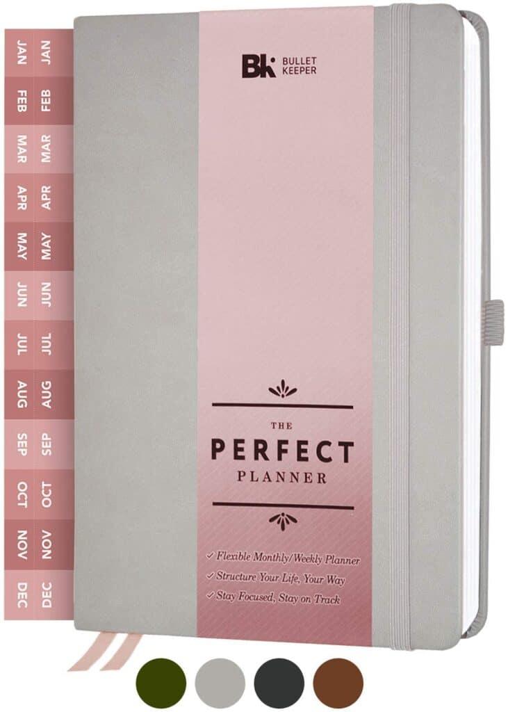 best bullet journal planner for moms