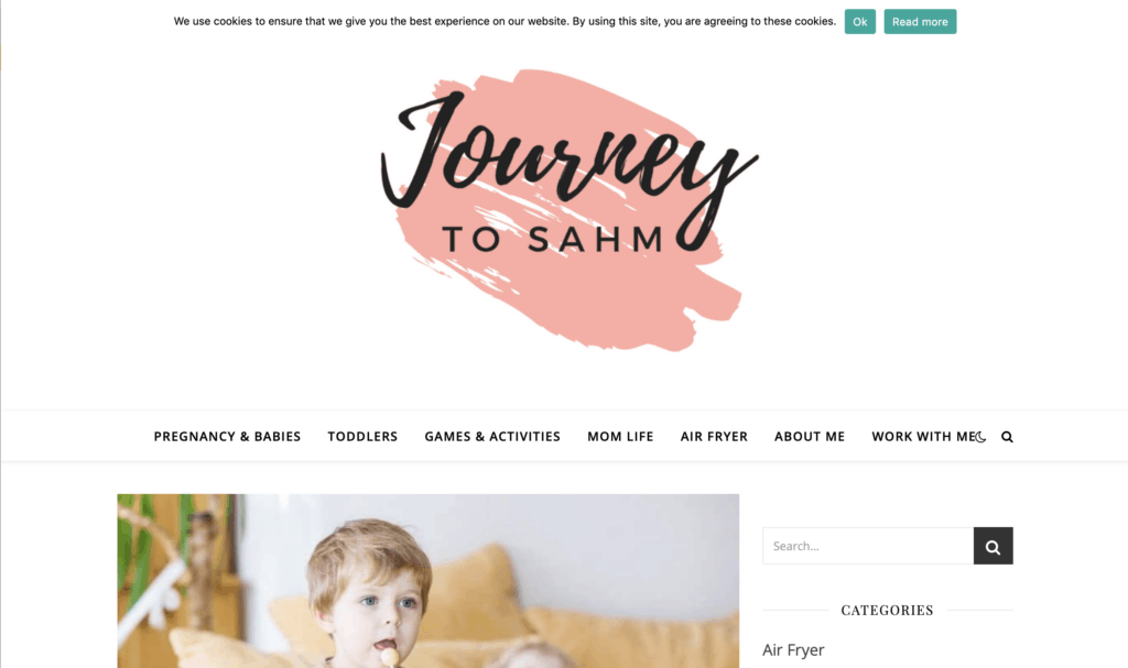 journey to sahm