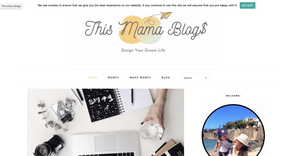 this mama blogs