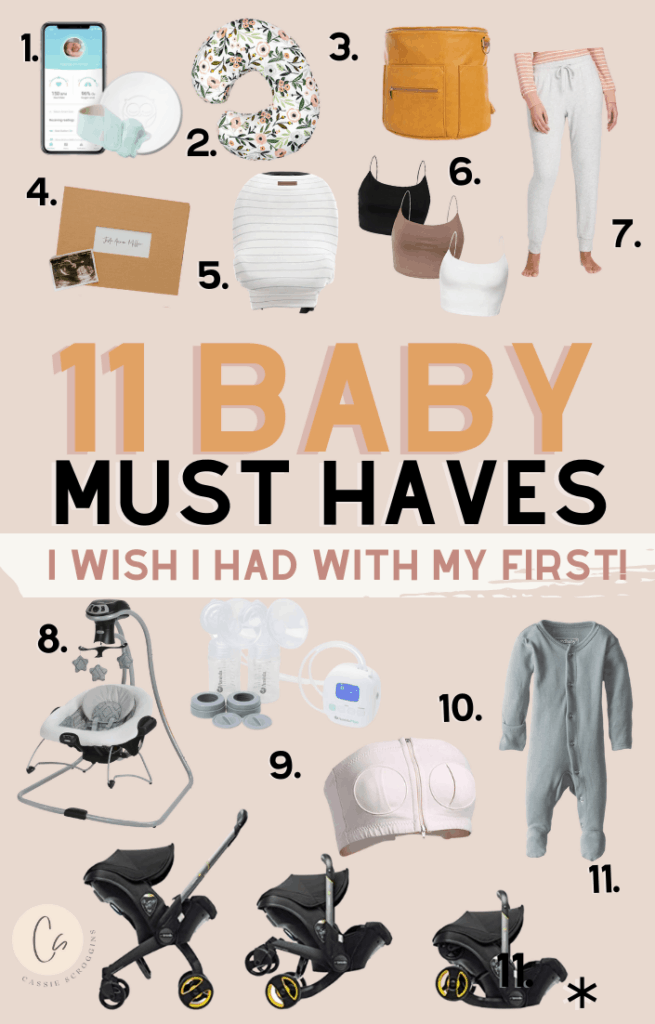 newborn must have products