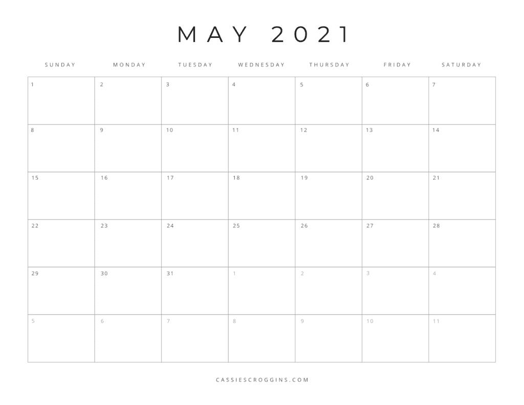 kostenloser druckbarer mai 2022 kalender pdf